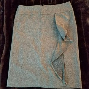 Talbots NWOT wool skirt-size 10